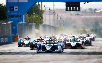 Formula E: vittoria di Sims nella seconda gara in Arabia