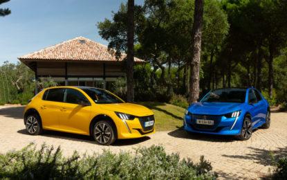 Nuova Peugeot 208 finalista del COTY 2020