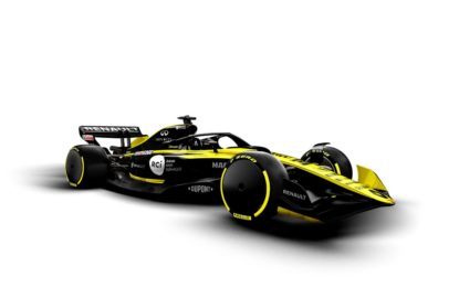 Renault sui regolamenti F1 2021