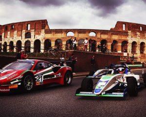 Motorsport Games: a Roma sono tornati i gladiatori