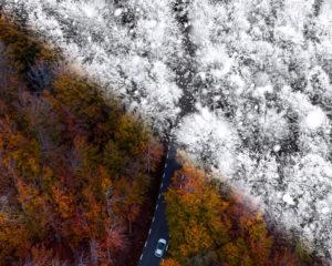 I pneumatici All Season vanno bene per la neve?