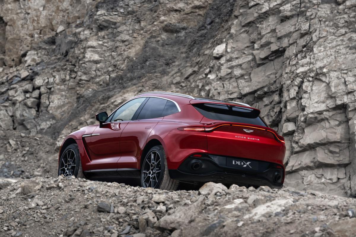 Pirelli e Aston Martin: sviluppo condiviso per il SUV DBX