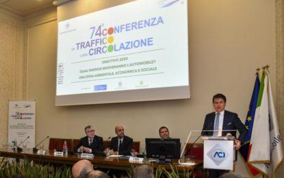 Conferenza del Traffico e della Circolazione: l'Italia avvicina l'Obiettivo 2030