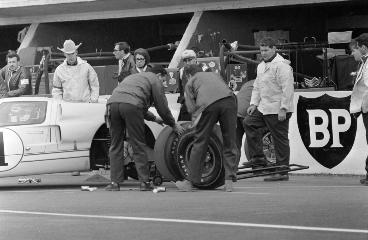Le Mans '66: non solo Ford e Ferrari, ma anche Goodyear
