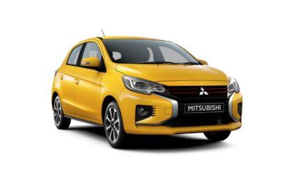 Mitsubishi lancia il restyling di Space Star e Attrage