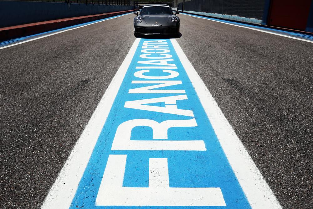 A Franciacorta il primo Porsche Experience Center in Italia