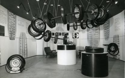 Pirelli BS3: 60 anni fa nasceva il pneumatico invernale