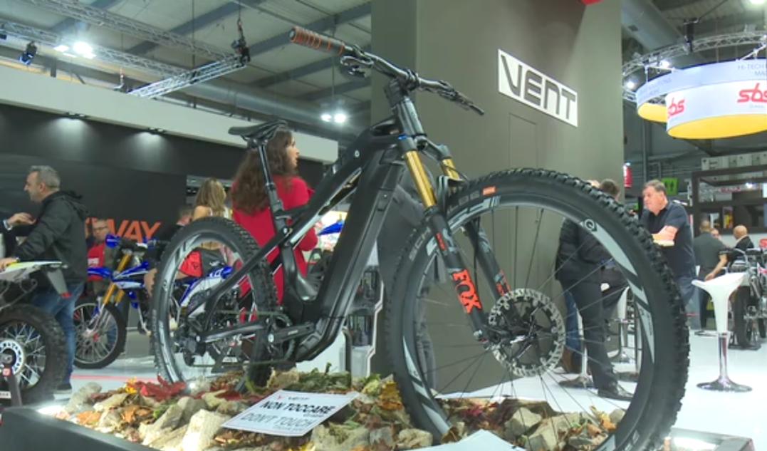Con LDV500 VENT debutta nel mondo e-bike
