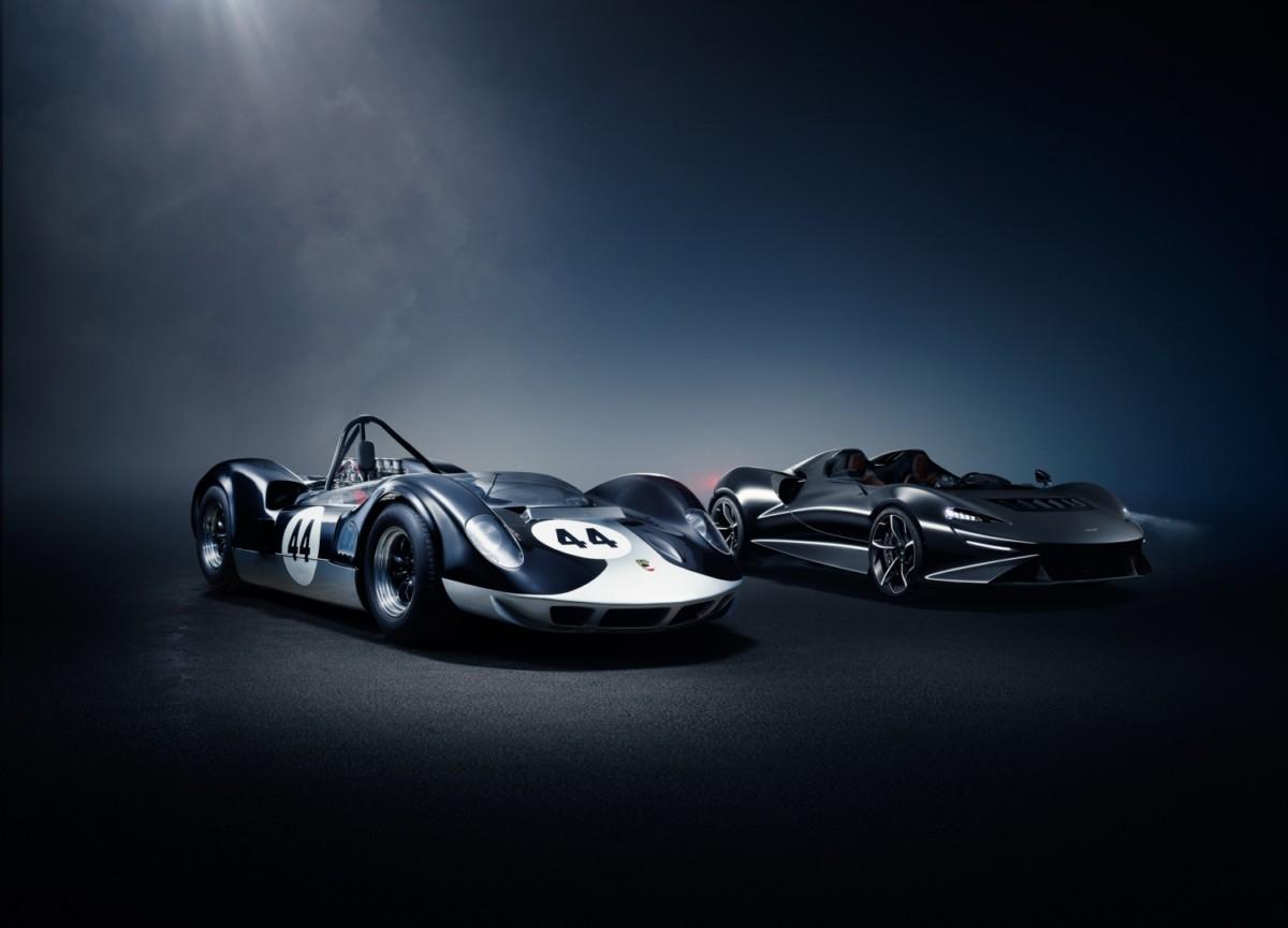 McLaren Elva: la nuova roadster estrema che celebra il passato
