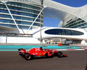 Abu Dhabi: la Ferrari chiude l'anno della rifondazione e ringrazia i tifosi