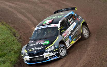 Basso e Granai Campioni Italiani Rally 2019