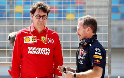 "Horner: ""In incidenti tra compagni a perdere è sempre il team"""