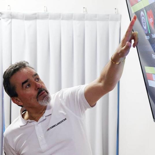 Per Formula Medicine e il dottor Ceccarelli un traguardo importante ad Abu Dhabi