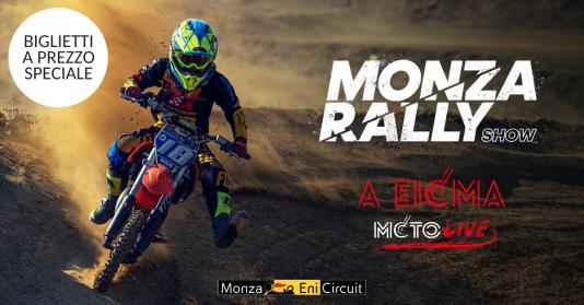 Monza Eni Circuit partner dell'area MotoLive a EICMA
