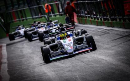 FIA Motorsport Games: buona la prima a Vallelunga