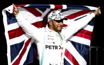 """Montezemolo: """"Adesso Hamilton è un grande della F1"""""""