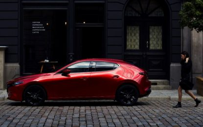 Mazda3 è Women's World Car of the Year 2019