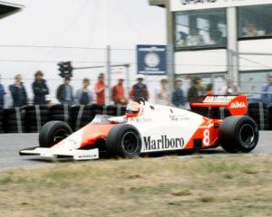 McLaren MP4/1E: quando si cambiava motorista a metà anno