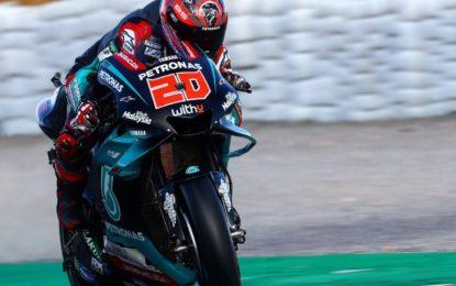 MotoGP: il venerdì di Valencia firmato Quartararo