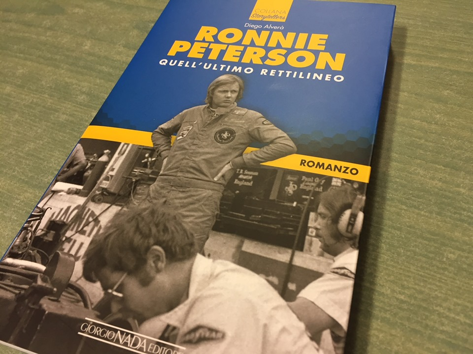Al Museo Nicolis Diego Alverà racconta Ronnie Peterson