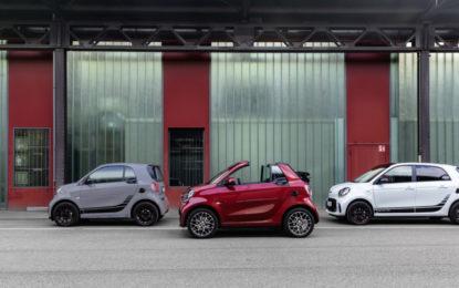 In Italia un'elettrica su quattro è smart