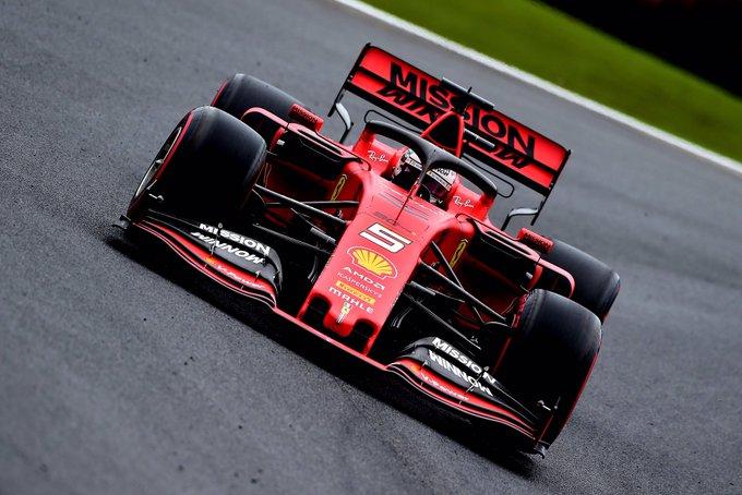 Vettel-Leclerc nel venerdì di Interlagos