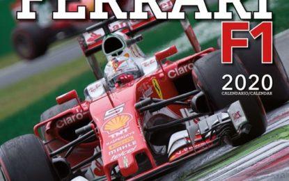 Calendario 2020 Ferrari F1