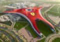 Un premio per Ferrari World Abu Dhabi