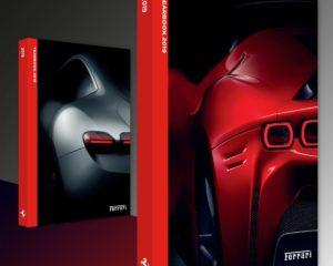 Annuario Ferrari 2019: potete scegliere con quale copertina!