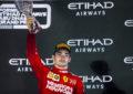 Ad Abu Dhabi chiusura del 2019 sul podio per la Ferrari