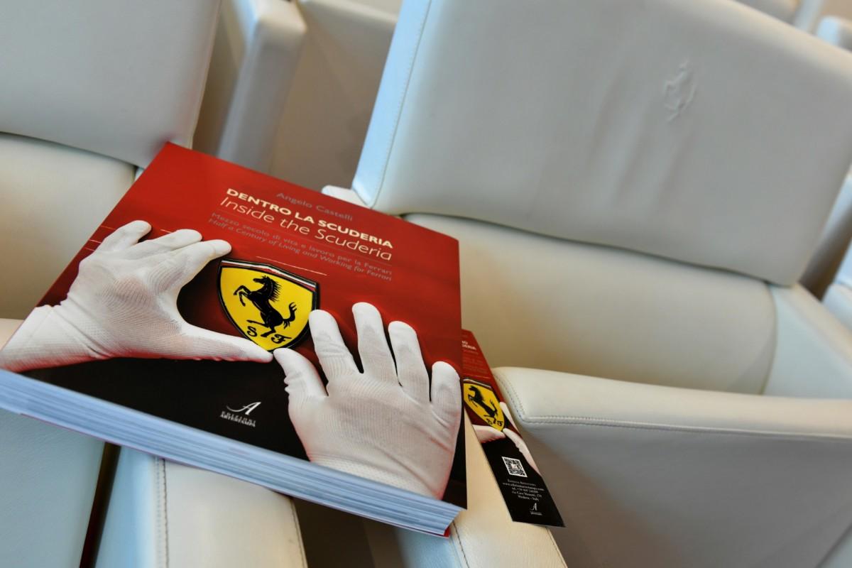 Dentro la Scuderia. Mezzo secolo di vita e lavoro per la Ferrari