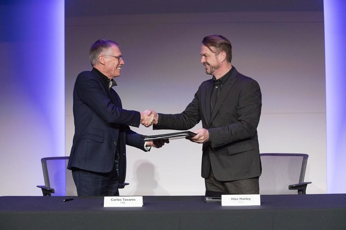 Groupe PSA e FCA: accordo per la fusione raggiunto
