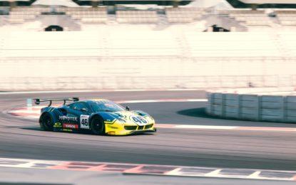12 Ore del Golfo: sei Ferrari al via. E c'è anche Valentino Rossi