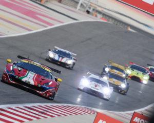 WEC: podio la Ferrari di Rigon e Molina in Bahrain