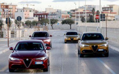 Motori Alfa Romeo: dinamismo ed efficienza