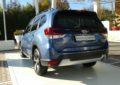 Nuova Subaru Forester e-BOXER: punteggio massimo Euro NCAP
