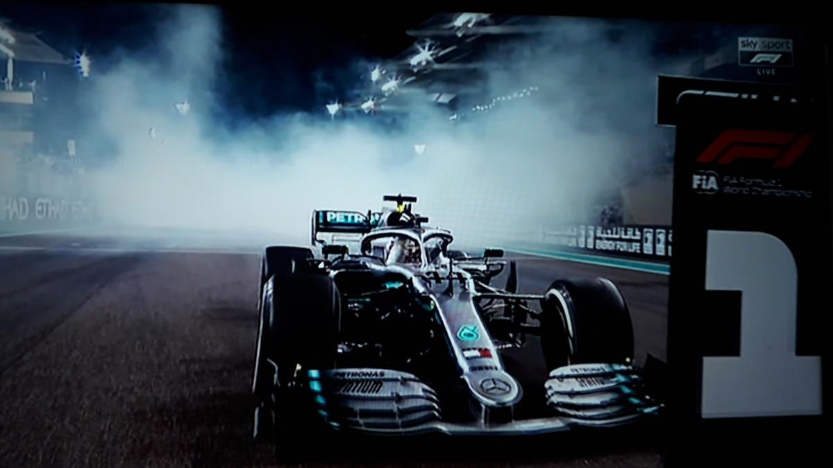 Abu Dhabi: sipario 2019 con Hamilton, Verstappen e Leclerc, un gran podio!