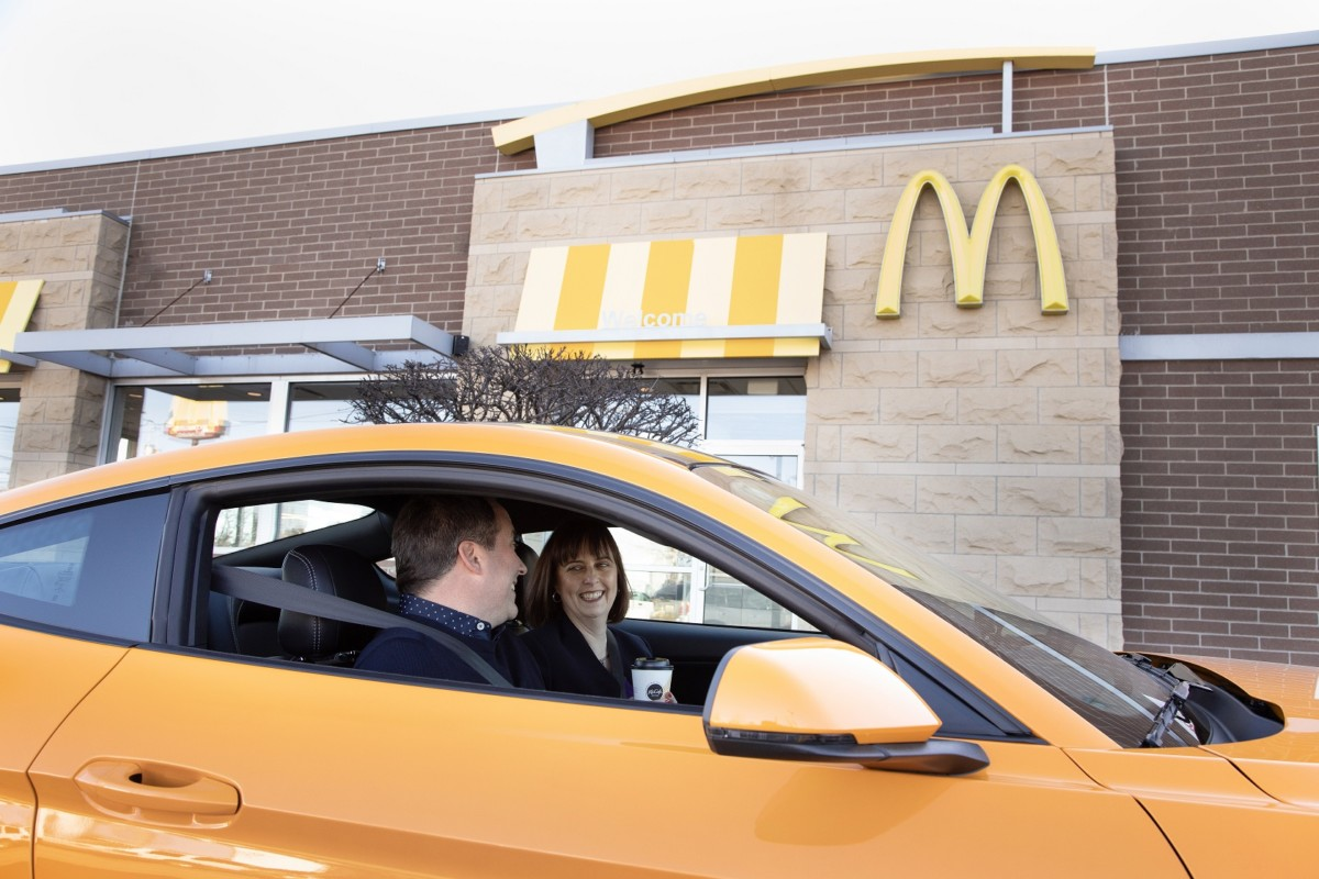 Ford e McDonald's insieme per la sostenibilità