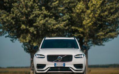 """Le Volvo """"elettrizzate"""""""