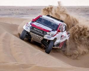 Alonso pronto per la sfida araba. Non Abu Dhabi, ma la Dakar!