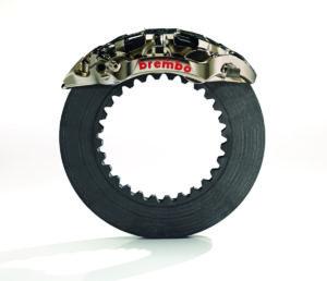 Brembo F1 brake system