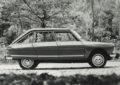 I 50 anni di Citroën AMI8