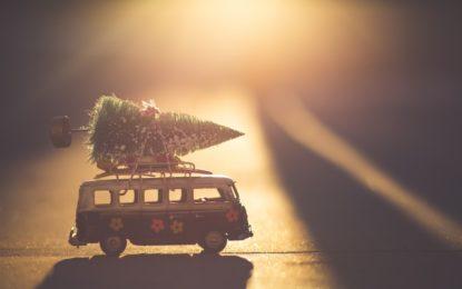 Se Babbo Natale viaggiasse in auto…