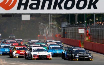 DTM: test precampionato a Monza in marzo