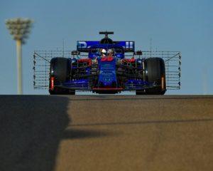 Test F1: il bilancio della prima giornata