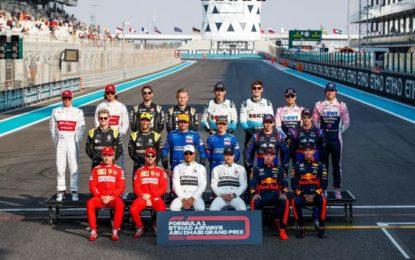 Abu Dhabi 2019: la griglia di partenza ufficiale