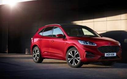 5 stelle Euro NCAP per Nuova Ford Kuga
