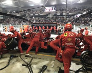 Abu Dhabi: Ferrari multata per la benzina. Leclerc mantiene il 3° posto
