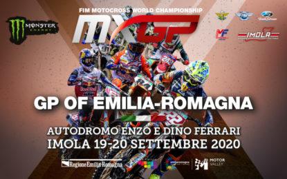 MXGP Emilia Romagna: via alla prevedita online