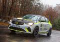 Prosegue lo sviluppo della Opel Corsa-e Rally